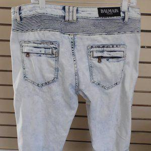 Balmain Paris Jeans Size 34
